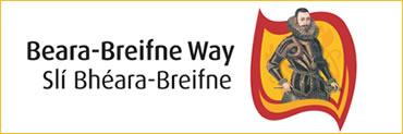 logo of Beara-Breifne Way /> <p><b>Project Name: Beara-Breifne Way <br /> Client Name: Cork County Council & Beara Tourism</b></p> <p>Description: This is a 685km walking/cycling trail spanning from Dursey island in Co. Cork all the way to Blacklion in Co. Leitrim. The project commenced in 2006 and is now almost completed with one section in North Tipperary being completed as funding is made available. The project consisted of design, manufacture and installation of interpretive and orientation signage along the route through the participating counties.</p> <div class=