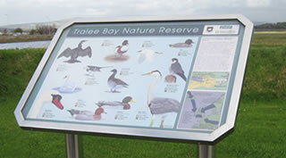 Nature Reserve Signage