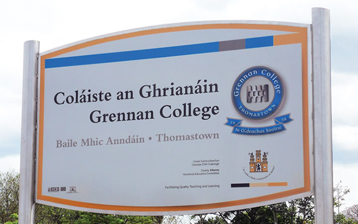 Grennan College Directional System