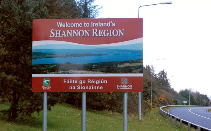 Shannon Region Directional System